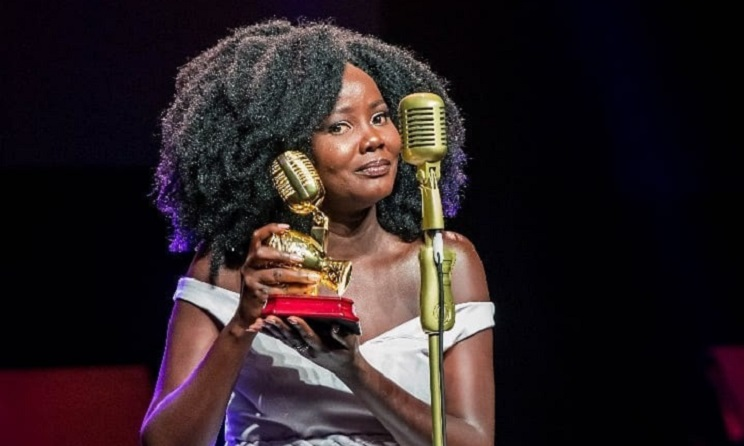 Sandra Nankoma from Uganda talks about African women in music