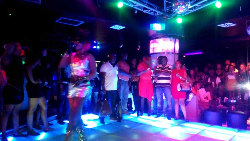 Sanza Night Club Libreville Music In Africa