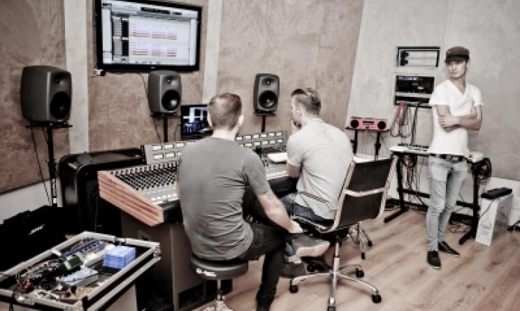 Openroom Studios in Johannesburg