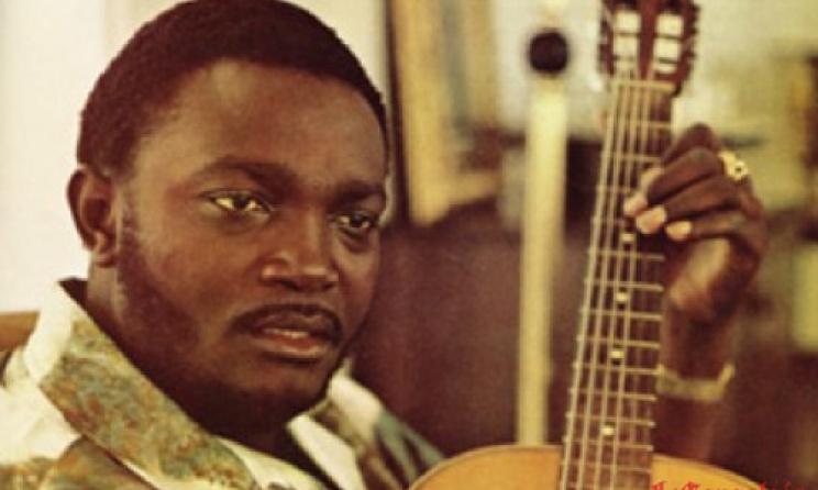 Franco Luambo Makiadi. Source: www.lecongolais.cd