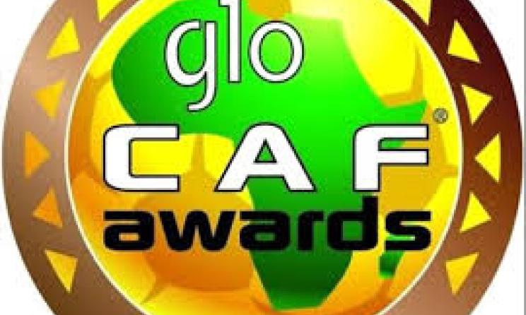 CAF awards logo: Image: CAF