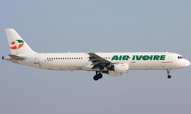 Avion Air Ivoire