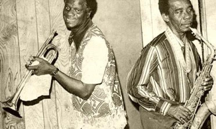 Victor Olaiya and E.T Mensah