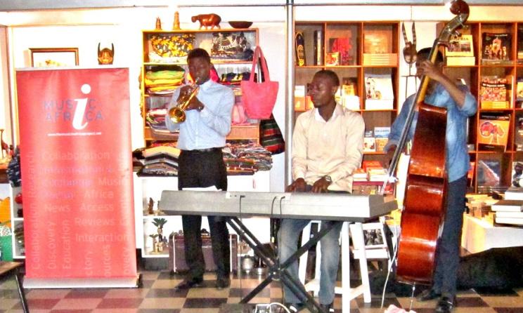 The Lagos Jazz Series Orchestra