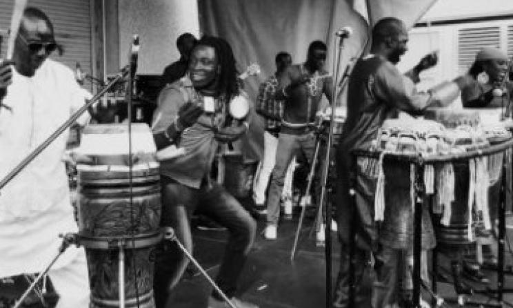 Senegalese Band