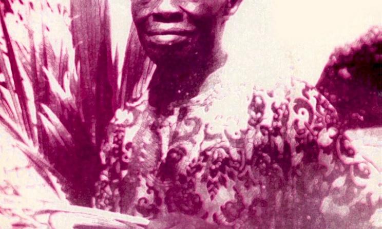 The legendary griot and maestro Ezigbo Obiligbo