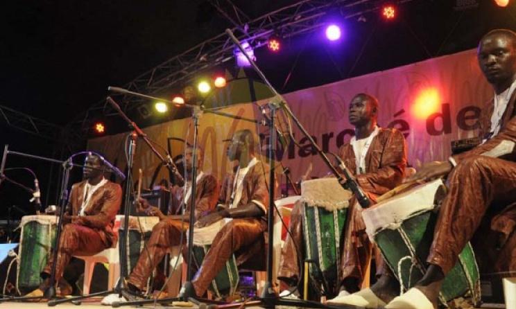 (Ph) Marché des Arts du Spectacle Africain (MASA) d'Abidjan en Côte d'Ivoire