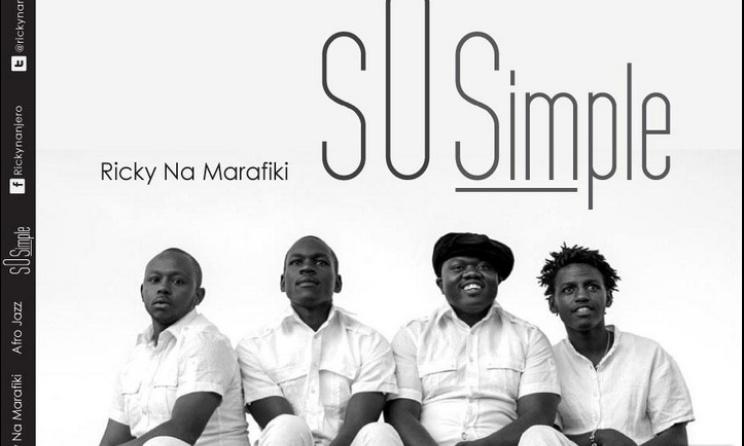 'So Simple' album cover