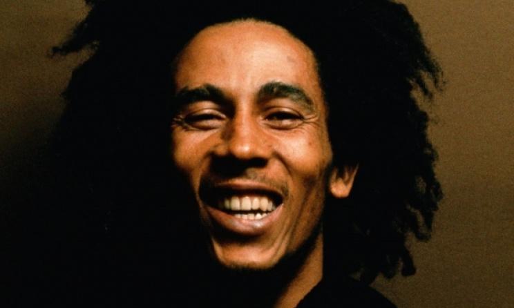 Bob Marley, subject of the 2012 documentary 'Marley'.