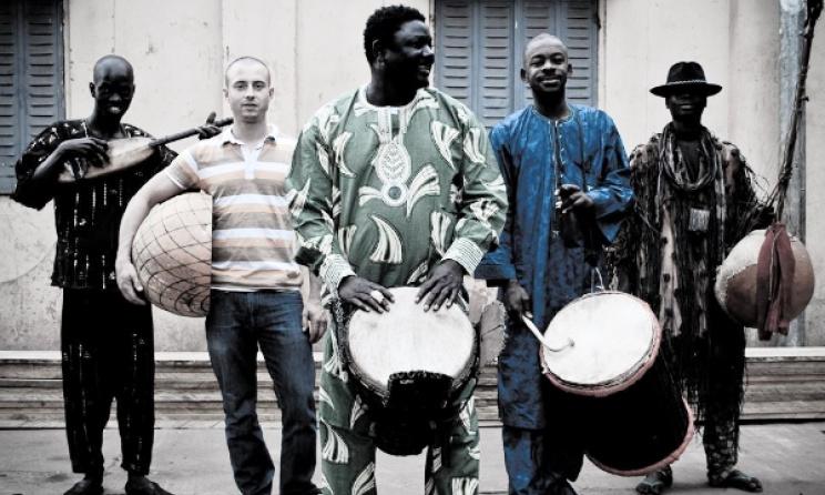 BKO Quintet from Mali.