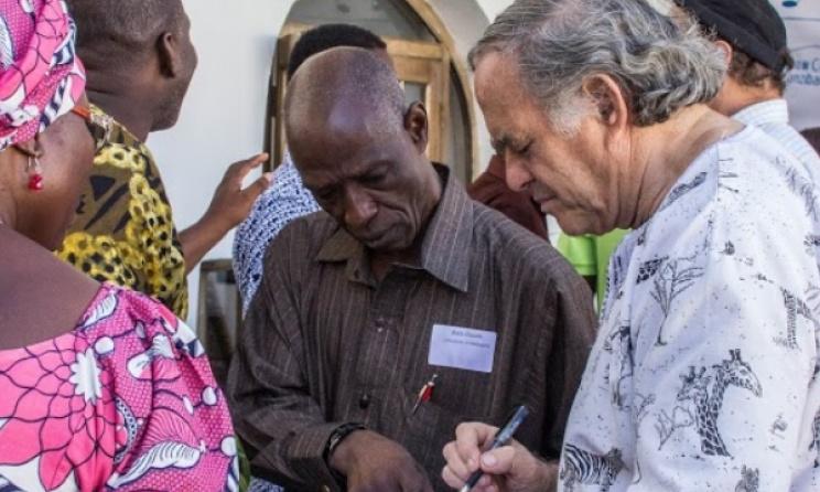 A scene from the recent conference at the DCMA in Zanzibar. Photo: Nicholas Calvin