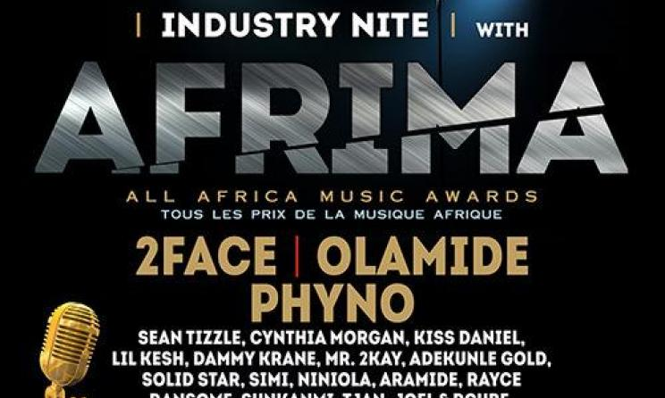 Industry Nite and AFRIMA