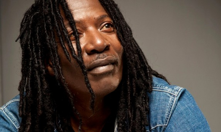 Alpha Blondy. Photo: Charts in France
