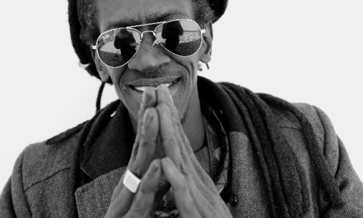 Cheikh Lô. Photo: Bernard Benant/WOMEX