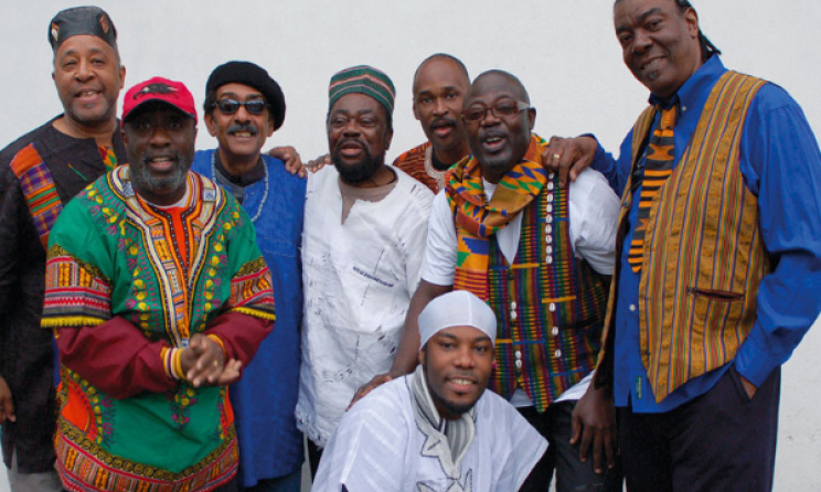 Osibisa. Photo: Africa Oyé