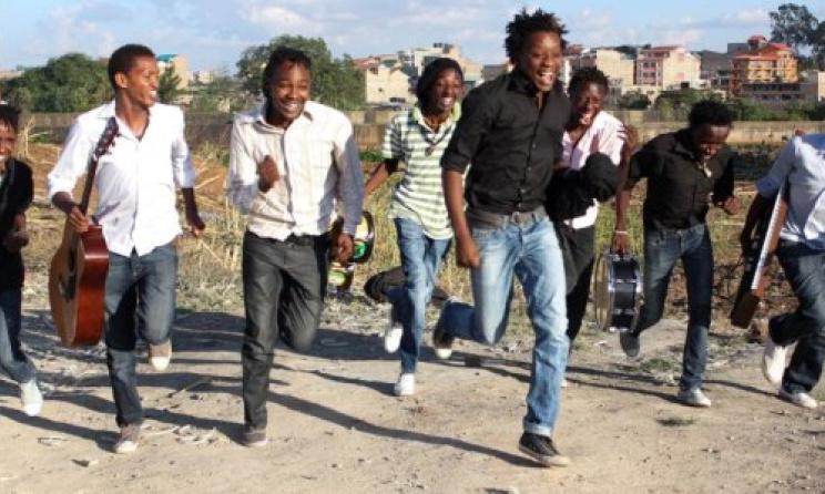 Sarabi Band Photo:www.juiced.today