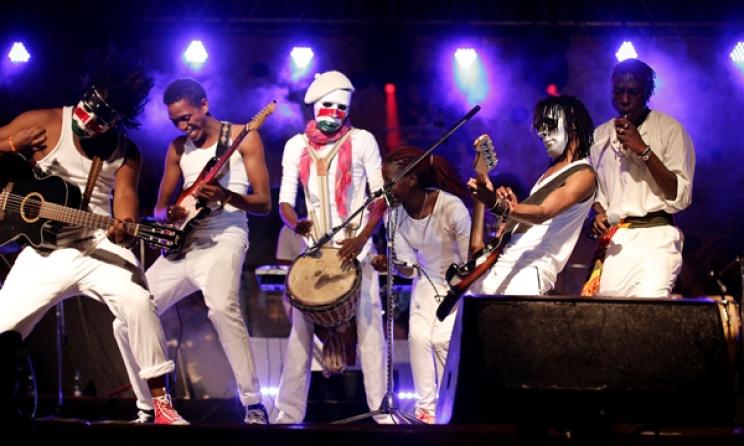 Sarabi Band Photo:www.africaspeaks4africa.org