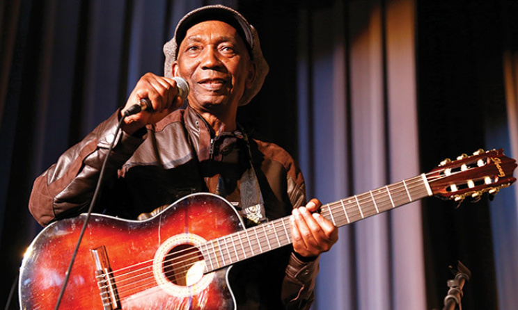 Zimbabwean legend Thomas Mapfumo. Photo: nehandaradio.com