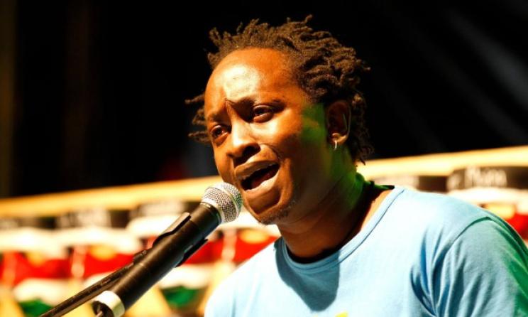 Eric Wainaina. Photo:www.upnairobi.com