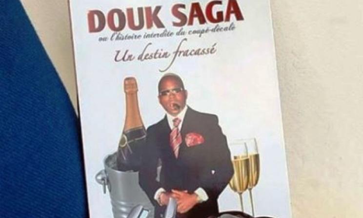 (Ph) Le livre : Douk Saga ou l'histoire interdite du coupé-décalé, un destin fracassé