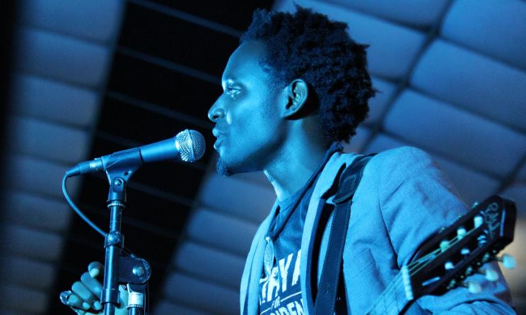 Ugandan singer Maurice Kirya. Photo:www.ophotography.wordpress.com