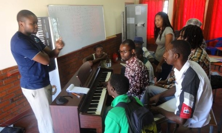 Opportunities for musicians in Zimbabwe | Music In Africa