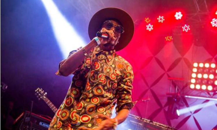 Octopizzo persforms at Elephant Live. Photo by Quaint Photography