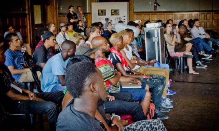 The audience at last year's Breathe Sunshine conferece. Photo: immf.com