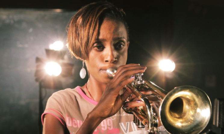 Kenyan Jazz artist, Christine Kamau. Photo:www.bbc.co.uk