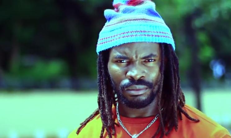 Le Gros Killah Mic, artiste guinéen, « Prix du Public » StarAfrica Sounds 2015. (ph) Guinee Hit Music