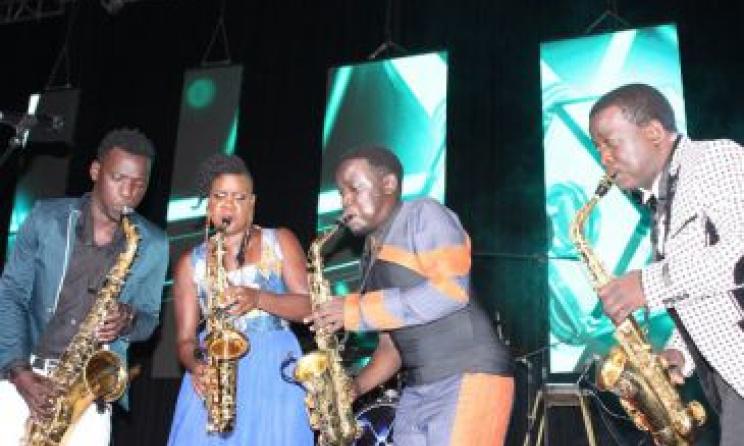 Artists perform at a past Qwela concert. Photo: www.chimreports.com