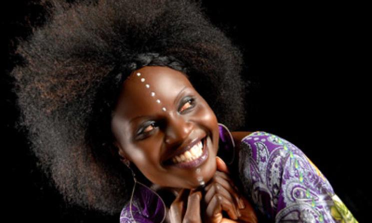Ugandan artist Suzan Keruren. Photo: www.musicuganda.com