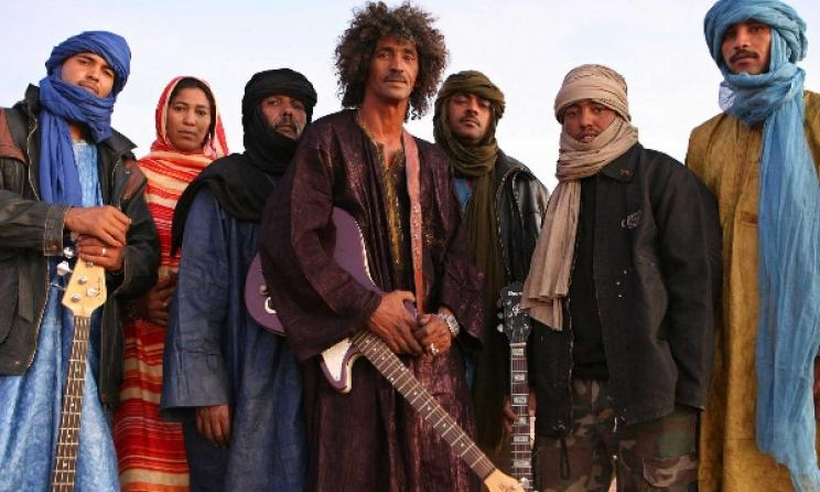 Tinariwen. Photo: www.fanart.tv