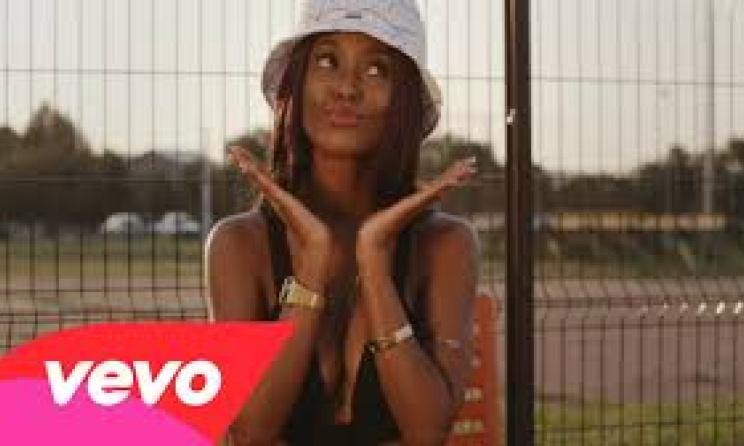 Vanessa Mdee in Nobody but me video. Photo:www.Youtube.com