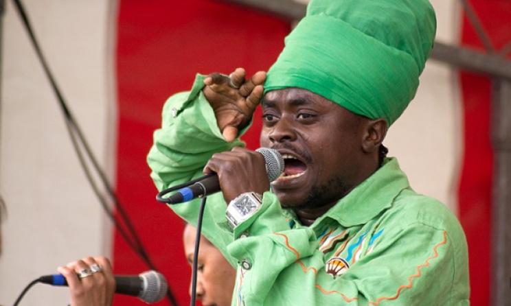 Black Prophet. Photo: Black Prophet Music