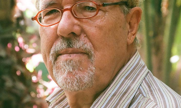 John Collins, author Fela: Kalakuta Notes