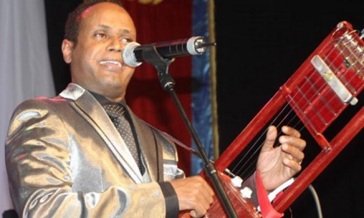 Eritrean legendary artist Dawit Teklsenbet. Photo: wwweriland.com