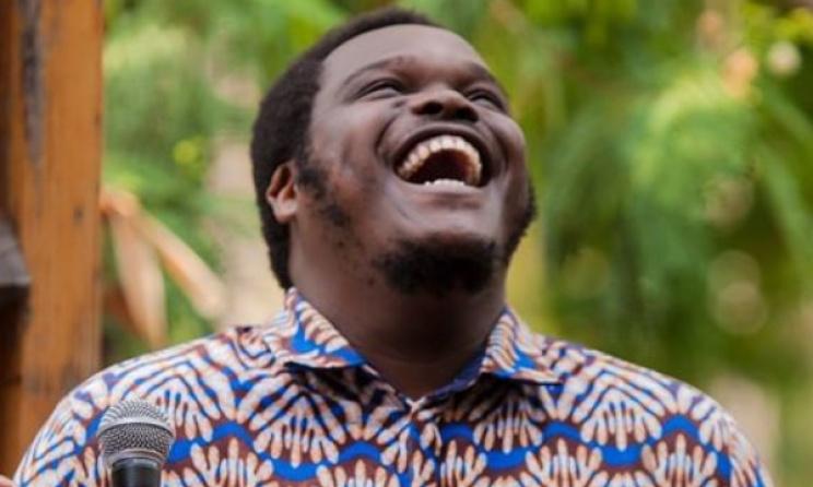 George Kalukusha. Photo: Lake Of Stars