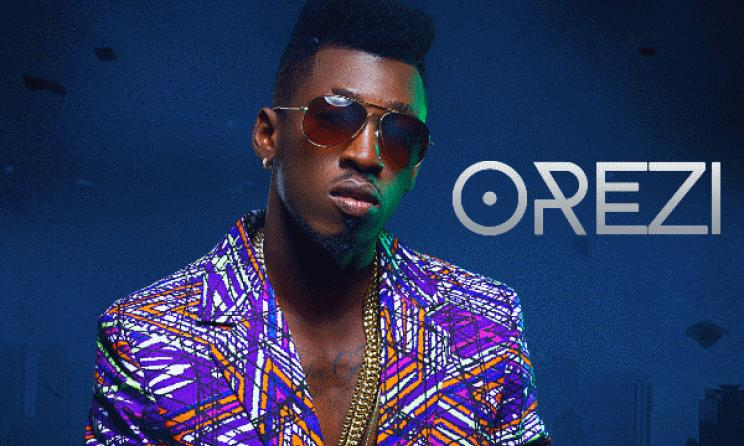 Orezi - The Gehn Gehn cover