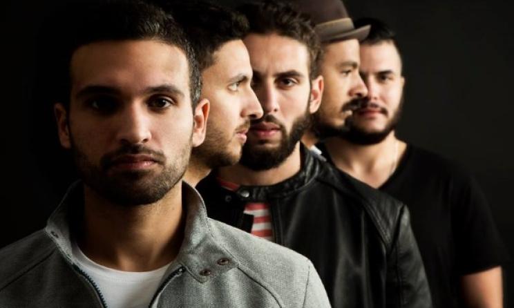 Egyptian band Cairokee will showcase at VFM in Rabat, Morocco. Photo: Facebook