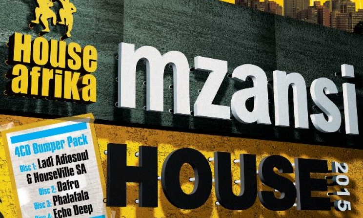 House Afrika Presents Mzansi House 2015.