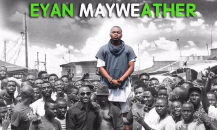 Eyan Mayweather cover