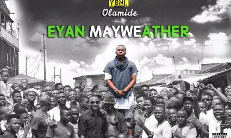 Eyan Mayweather cover full