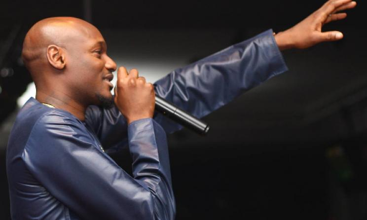Nigerian artist 2face has changed his name to 2baba. Photo: NotjustOK