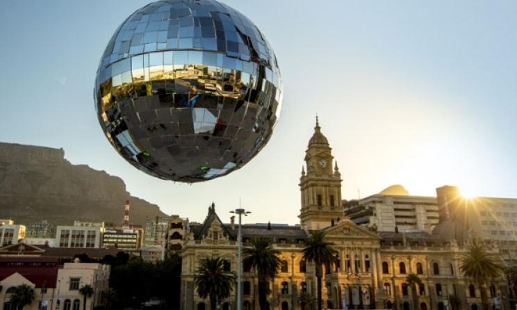 Cape Town's historical City Hall, the main venue of the CTEMF. Photo: ctemf.com
