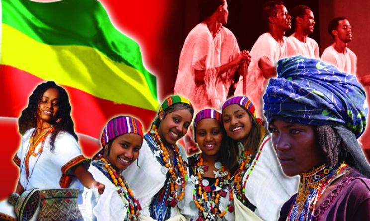 Ethiopian artists. Photo: www.sf.funcheap.com