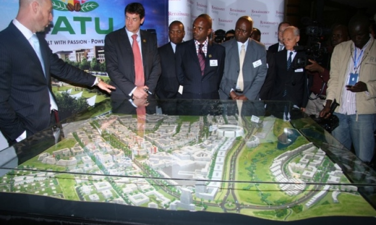 There is simply no way the multi-billion dollar Tatu City project can be successful without music. Photo: Africanhiphop.com