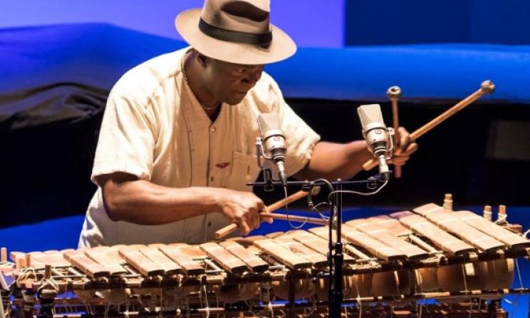 Ba Banga Nyeck will perform at MASA in Abidjan. Photo: Facebook