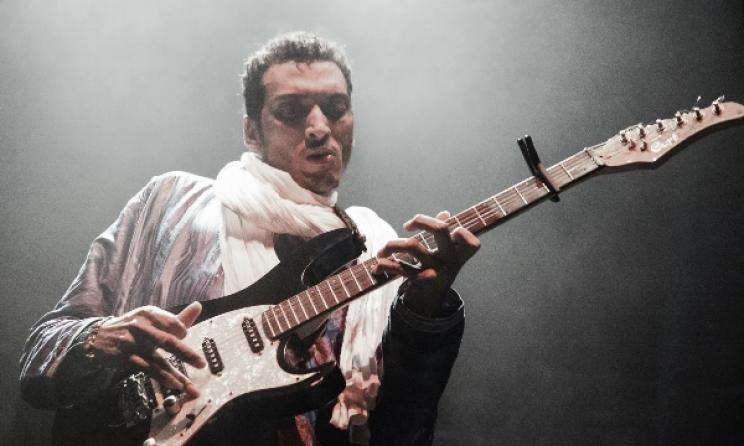 Nigerien guitarist Bombino will perform at Africa Now! in the USA. Photo: YouTube