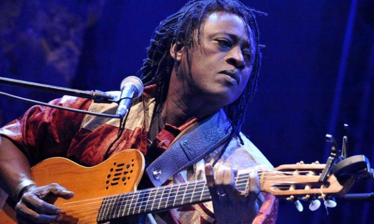 Malian artist Habib Koite. Photo: www.philhamonie.lu